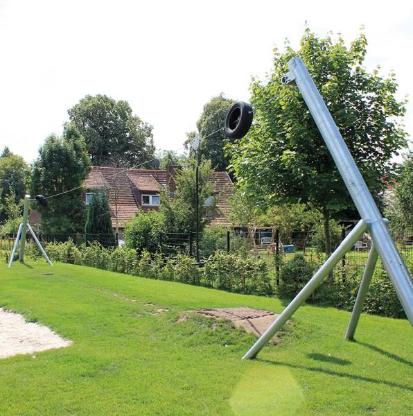 espas Stahl-Seilbahn 1 Länge 30m