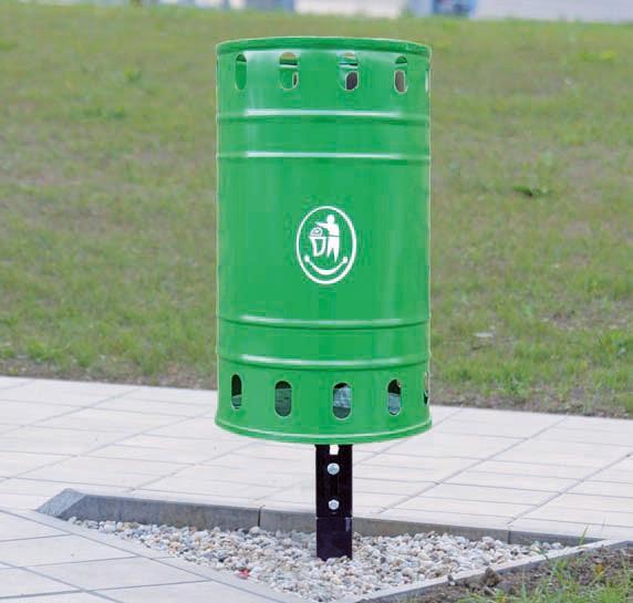 espas Abfallbehälter A