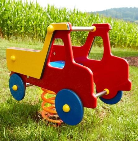 espas Federspiel Lastwagen