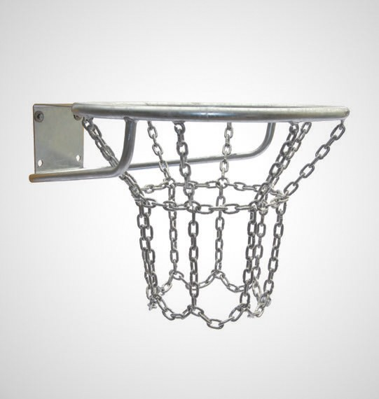 espas Basketballkorb metall